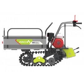 Mechanický minidumper M-350 / G160 elektrický štartér