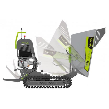 MINIDUMPER MCH HYDRO560C-GX