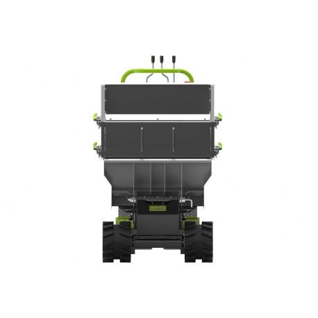 Bočnice na zväčšenie objemu korby pre minidumper MCH