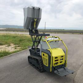 Minidumper MCH HYDRO 850 HT-L100AE Diesel YANMAR