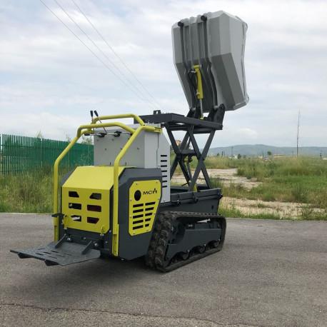 Minidumper MCH HYDRO 850 HT-MK186 Diesel YANMAR